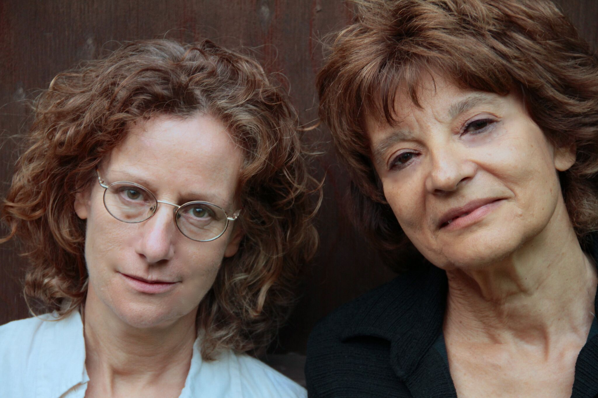 Rose Rosenblatt and Marion Lipschutz